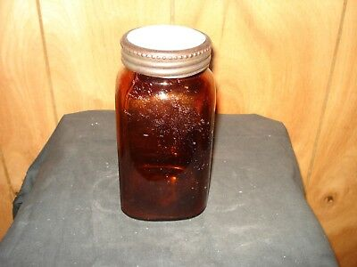 Amber Smalley Fruit  Jar