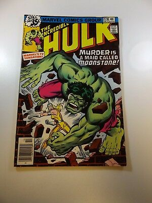 Incredible Hulk #228 VF- condition Huge auction going on now!