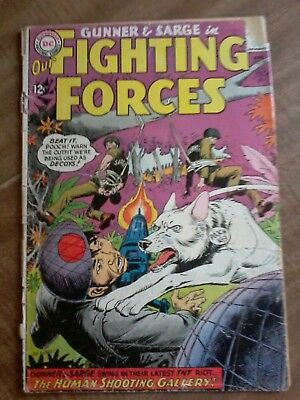 #91 Our Fighting Forces 1965