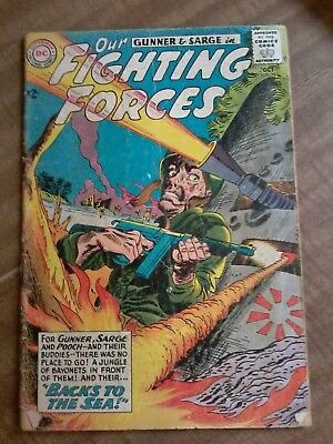 #79 Our Fighting Forces 1963
