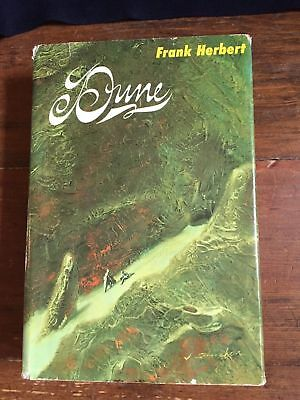 Dune Novels (4 volumes) - Hardcover by Frank Herbert - Book Club Editions