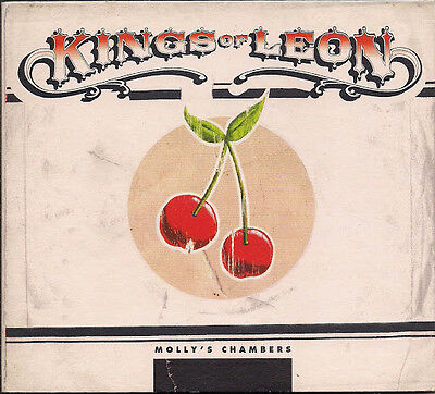 Kings Of Leon Molly's Chambers Digipack - includes 2 live songs UK CD Single