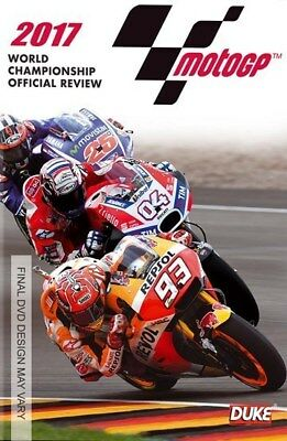 MOTO GP 2017 - MARC MARQUEZ - MotoGP Grand Prix Season Review - NEW  DVD