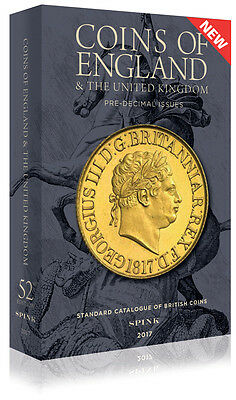 SPINK Coins of England 2017 **NOW ONLY £20** **Free P&P**