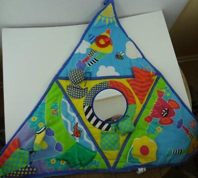EARYLYEARS Baby Infant Activity Play Mat with attached toys