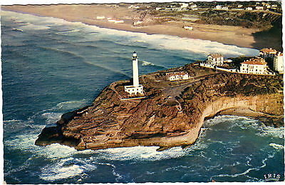 64 - cpsm - BIARRITZ - Le phare