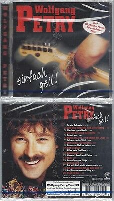 Cd--Nm-Sealed-Wolfgang Petry -1998- -- Einfach Geil!