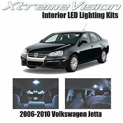 XtremeVision LED for Volkswagen Jetta 2006-2010 (12 Pieces) Cool White Premium..
