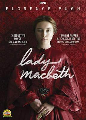 Lady Macbeth New Dvd