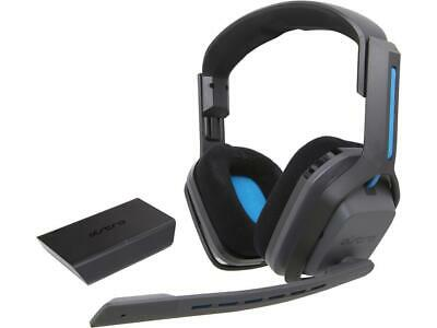 ASTRO A20 Wireless Headset, Black/Blue - PlayStation 4