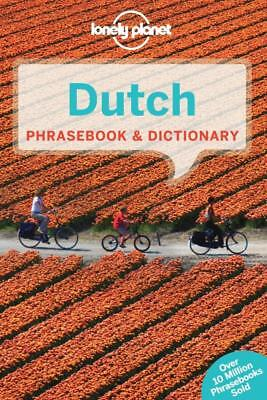 Dutch Phrasebook & Dictionary - Planet Lonely - 9781741792744