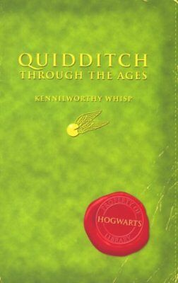 Comic Relief: Quidditch Through the Ages (Harry Potter's Schoolbooks),ACCEPTABLE
