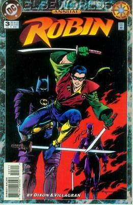 Robin Annual # 3 (Elseworlds, 68 pages) (USA, 1994)