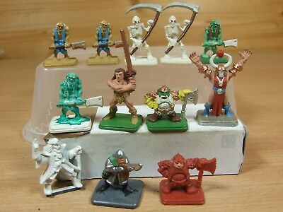 Collection Of Heroquest Models Part Painted (1317)