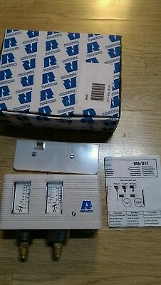 Ranco H,/P L/P refrigeration pressure control 017H4705 new boxed