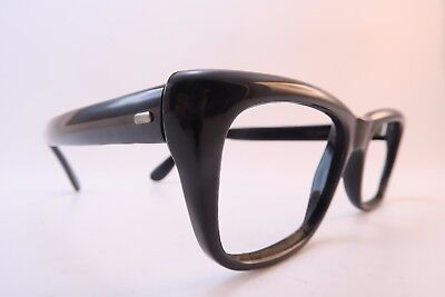 Vintage 50s ZYLOWARE eyeglasses frames NYLON Size 52-22 made in France 7 BRL