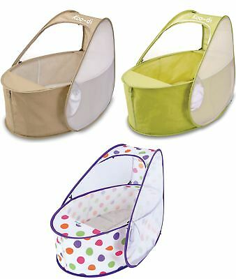Koo-di POP-UP TRAVEL BASSINETTE COT Baby/Child Sleeping/Travel Accessory BN