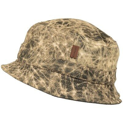 Kangol Weathered Canvas Bucket Hat Camo Large Nwt $48 List