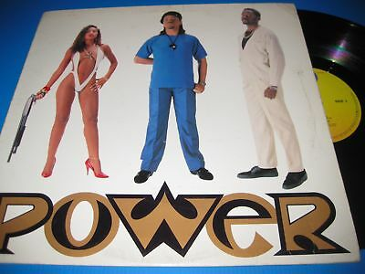 Ice T.power.12' Vinyl Lp 1988