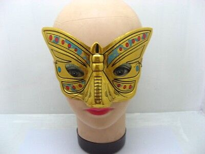 60 Charming Butterfly Dress Up Plastic Masks toy-o108