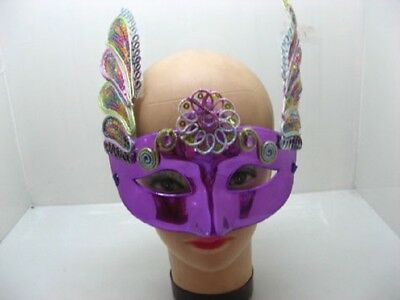 10 Attractive look Dress Up Masks Mixed Colour toy-o101
