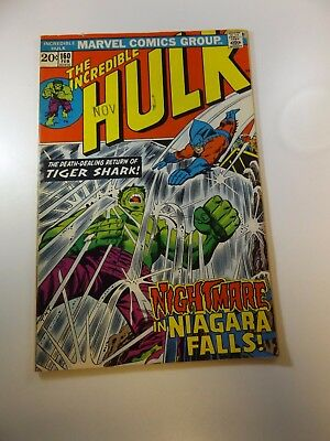 Incredible Hulk #160 VG condition Free shipping on orders over $100.00!