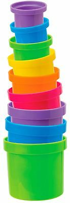 Alex Toys STACK AND POUR CUPS Child/Kids/Toddler Bath Toy BN
