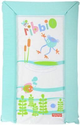 Fisher Price CHANGING MAT FROGGY FRIENDS Babynappy/Diaper Change Pad BN