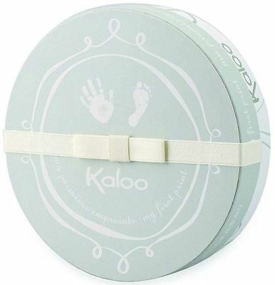 Kaloo MY FIRST PRINT GIFT BOX Newborn Baby Christening Baby Shower Gift BN
