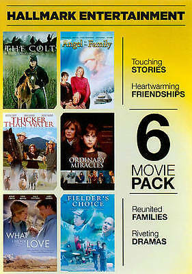 6-Film Hallmark Collection DVD