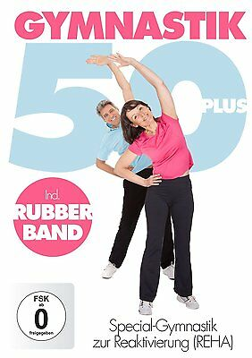 DVD Gymnastique 50 Plus inkl.Gymnastikband