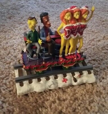 "Simpsons Christmas Express Collection ""Duffin Thru a Winter Wonderland"" 2003"