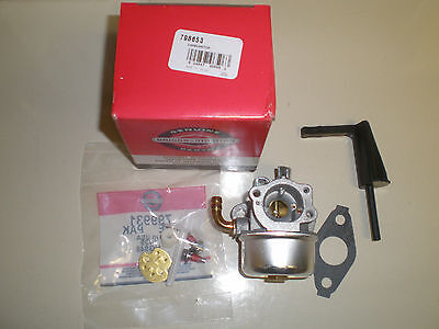 798653 Carburetor Carb Fits Briggs and Stratton BS 697354 790290 791077 698860