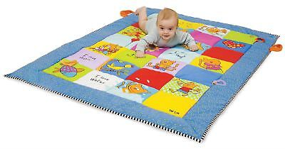 Taf Toys I LOVE BIG MAT Baby/Child Extra Large Tummy-Time Activity Play Mat BN