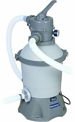 Bestway Sand Filter Pool Pump 530GPH for Above Ground Swimming Pool 58397