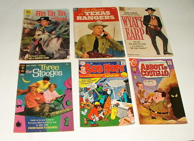 %  1960's Tv Show Movie   Comic Book Collection Lot Y-46