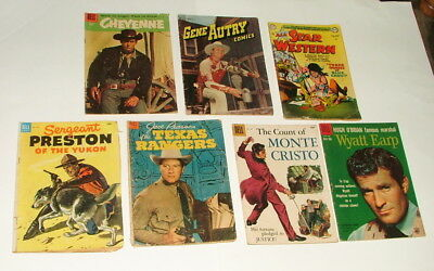%  1960's Tv Show Movie   Comic Book Collection Lot Y-57