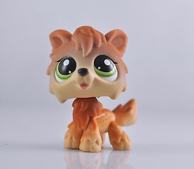 Littlest Wolf Dog Pet Collection Child Girl Boy Figure Toy Loose LPS06