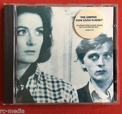 THE SMITHS -How Soon Is Now- UK 1992 CD Single (2 Of 2) (Limited Edition) (1992)