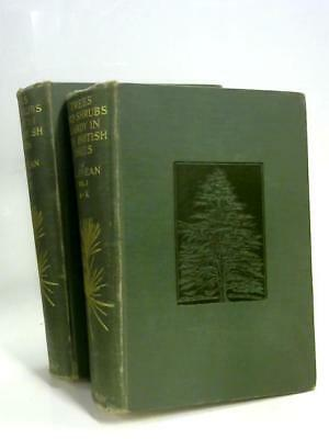 Trees and Shrubs of the British Isles Volume1 and 2 (W J Bean - 1925) (ID:49377)
