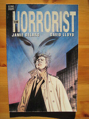 HELLBLAZER : THE HORRORIST Book 1.By JAMIE DELANO & DAVID LLOYD. DC VERTIGO 1995
