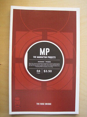 MP  :  THE MANHATTAN PROJECTS  4. By HICKMAN & PITARRA. IMAGE.2012