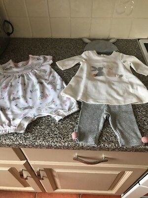 Baby Girl Bundle. Newborn. J Lewis And Mothercare. BNNT.