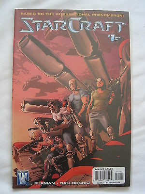 Starcraft 1. Based On The International Game. Star Craft.mature. Wildstorm. 2009