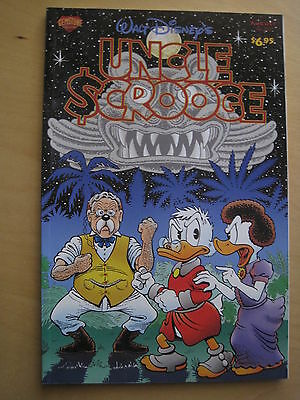 WALT DISNEY's UNCLE SCROOGE 332. SQUARE BOUND, COMIC ART NOVEL. GEMSTONE.2004