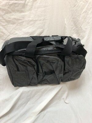 Evolution Padded Range Bag Gray LE Duty Police