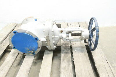 New Bonney Forge 1-11-Rf 150 6In Steel Flanged Wedge Gate Valve D585833
