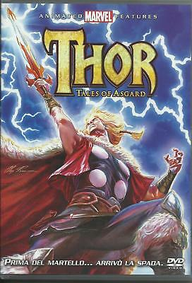 Thor. Tales of Asgard (2011) DVD