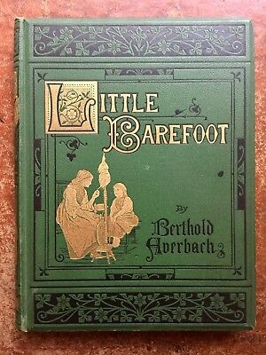 1872-Little Barefoot; or, Strive & Trust, A Tale of Village Life-75 Illustrated