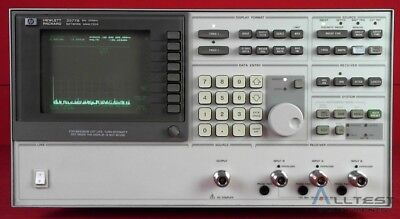 HP - Agilent - Keysight 3577B -002 Network Analyzer, 5 Hz - 200 MHz,